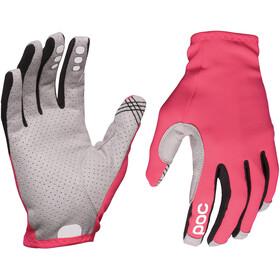 POC Resistance Enduro Handskar grå/pink